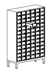 Медицинская мебель серия MЕDICAL 1000